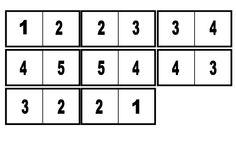 Domino stenen herfst (moeilijker maken 1) Groep 1/2