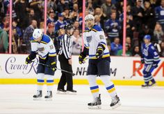 This was supposed to finally be the year the St. Louis Blues were going to put it all together and have a breakthrough in the playoffs. They finished top five in the NHL in goals …
