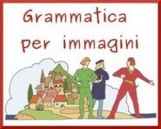 La grammatica per immagini   Imparare in piedi