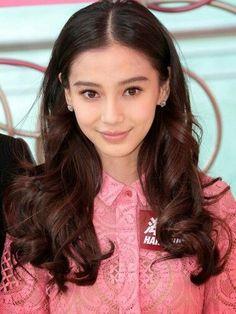 Elegant Woman, Beauty Elegant, Angelababy, Hair Color For Black Hair, Beautiful Asian Women, Brazilian Hair, Weave Hairstyles, Beauty Women, Asian Beauty