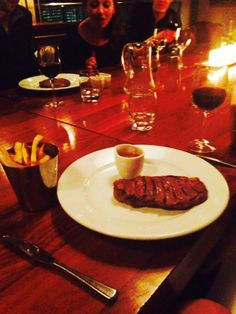 Steaks all round @ Restaurant Bar Grill - a private dining experience to celebrate Zeal turning 5! #ZealTreats #LifeatZeal