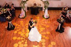 Rikki + Blair's New Year's Eve Wedding at The Bell Tower. #exploreinfinitenashville