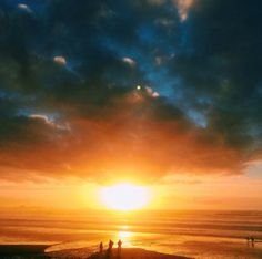 Sunset #WatergateBay
