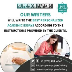 Pay experts to finish your Math Biology Sciences Winter Homework Online Calculus Essay due Pay paper Pay write Do my homework Online classes. Literature Music Analytics assignment Email: superiorpapers247@gmail.com Call Or WhatsApp: +1 628 270 4648 www.superiorpapers247.org Best Essay Writing Service, Paper Writing Service, Homework Online, Academic Writing Services, Business And Economics, Narrative Essay, Thesis Statement, Custom Writing, Term Paper