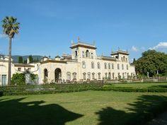Firenze Villa Corsi Salviati #TuscanyAgriturismoGiratola