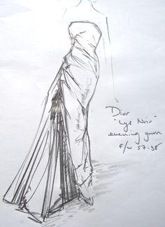 Christian Dior evening gown  #fashion #gown #Dior