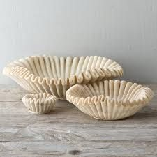 Image result for marble shell bowl