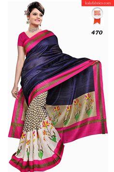 74e821367e Casual Saree, Formal Saree, Blue Saree, Rekha Saree, Cotton Sarees Online,