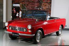 【ニッポンの名車】美しすぎるダイハツ車「コンパーノ スパイダー」 Toyota Celica, Cafe Bike, Japan Cars, Daihatsu, Old Cars, Fiat, Vintage Cars, Classic Cars, Vehicles