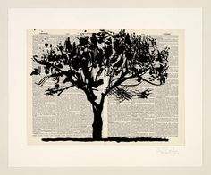 Kentridge-Universal Archive (Ref 56) 2012-Linocut-LR
