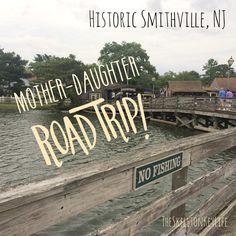 Historic Smithville, NJ | TheSkeletonKeyLife