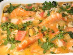 Arroz de Marisco | A Cozinhar com simplicidade