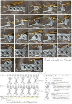 filet crochet technic More how to read charts Some info about filet increases and decreases Free Crochet Stitches from Daisy Farm Crafts - Pin by emilia on crochet Crocheted motif no. Crochet Diagram, Crochet Chart, Crochet Basics, Crochet Motif, Diy Crochet, Tutorial Crochet, Crochet Symbols, Crochet Stitches Patterns, Crochet Designs