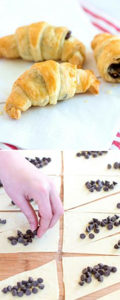 Thanks to store-bought puff pastry, you really can make flaky, homemade chocolate croissants without the extra time and fuss.
