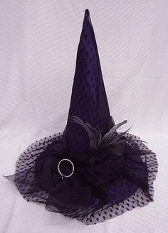 make witch hat decoration - Bing Images