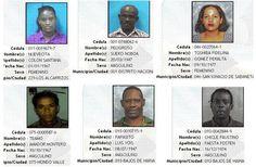 LISTADO DE NOMBRES RAROS EN LAS CEDULAS DOMINICANAS - Google Search