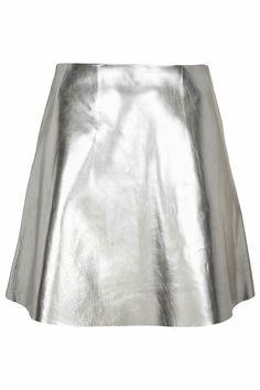 Fashion Obsession : la jupe argentée, Fashion Obsession avec Modzik