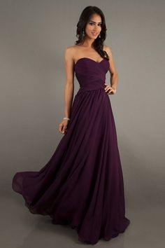 33ab43bef9 Buy Cheap Cheap A Line Sweetheart Floor Length Chiffon Prom Dresses Ruffles  - LovingDresses.com