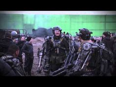 Suprisingly little CGI used in action flick - Edge of tomorrow