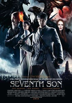 Seventh Son (German) 27x40 Movie Poster (2015)