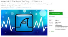 udemy – wireshark the art of sniffing