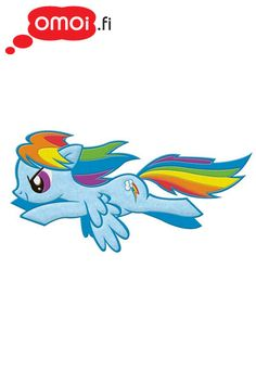 My Little Pony My Little Pony Rainbow Dash patch - 5,50 EUR : Manga Shop for Europe, A great selection of anime products