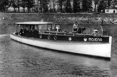 """Výletní motorová loď """"Mojena"""" Boat, Photos, Dinghy, Boats, Ship"""
