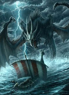 Cool Dragon Art
