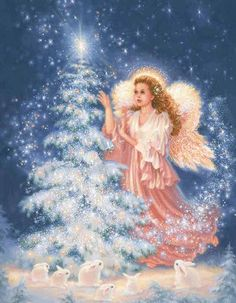 Follow the bright star can you see it? ..Is seeking you! ...Feel it in your heart...whispering is Christmas time! ✨Sparkle✨