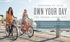 Powered by oils: Owning your day the Young Living way | Young Living Blog