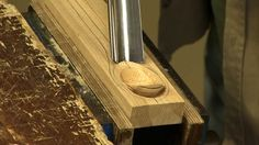 Carving a Spoon, good gift idea for the Scouts' moms and Wood Carving Merit Badge project. In this video Paul Sellers shows how to make a spoon with a few simple tools.