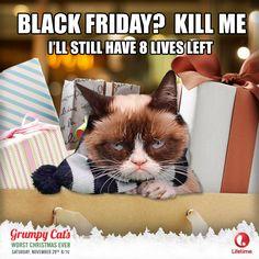 Lifetime - Grumpy Cat Movie - Catvent