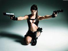 #two #Guns one #Girl