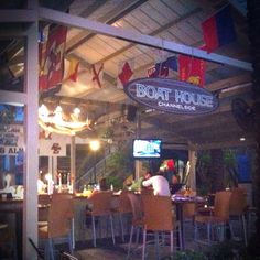 The Boat House at Channelside!