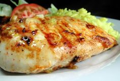 Tequila Lime Chicken Breasts Recipe - Food.com: Food.com