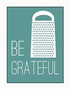 Be%2BGrateful%2B11x14%2Bfull Fun Kitchen Printables