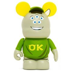 Squishy from the upcoming Monsters University Vinylmation Series