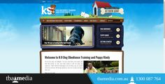 K-9 Dog Obedience - WordPress SEO Website