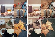 Cozy autumn LUTS for color grading videos and photos. Make your content look stunningly beautiful! Grab these luts now #colorgradingfilm #cinematicluts #luts #autumn Main Colors, Neutral Colors, Video Filter, Font Digital, Invitation Fonts, Wedding Presets, Professional Lightroom Presets, Autumn Cozy, Color Grading