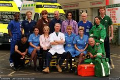 Casualty Cast