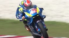 Team Suzuki Ecstar - 2018 MotoGP Test In Sepang (VIDEO)