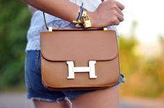 Hermes Constance bag. swoon.