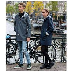 Stutterheim Raincoats in Amsterdam