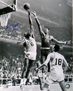 Bill Russell Autographed 16x20 Photo - JSA  SportsMemorabilia  BostonCeltics  Bill Russell d60308e33