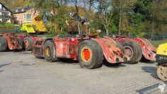 Heavy Equipment for sale Sandvik LH208 Underground Loader Mining Machines from Germany #mining #machines #sandvik #loader #mineria #LHD #Scooptram #forsale #mine