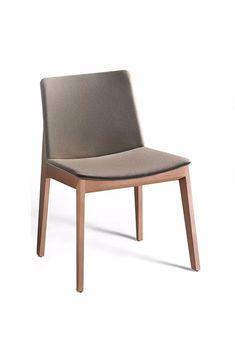Silla tapizada Ava de Capdell para hogar y hostelería | Loftchair