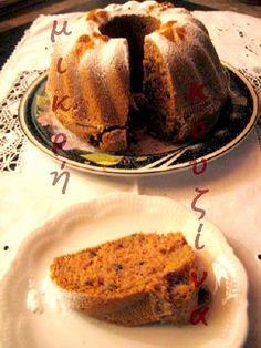 μικρή κουζίνα: Νηστίσιμη καρυδόπιτα