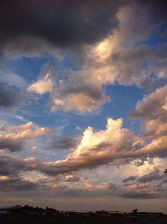 Clouds - Photo by Jennifer Gilbert