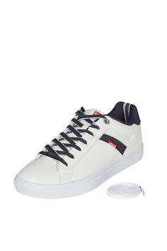 Venda Levi's / 30145 / Homem / Calçado / Sapatilhas Branco
