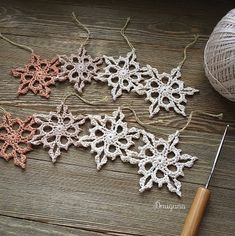 Draiguna: Merrymaker Snowflakes